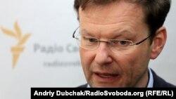 Заступник міністра економічного розвитку і торгівлі України Олександр Боровик
