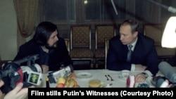 Владимир Путин менен режиссер Виталий Манский, 6-март, 2000-жыл