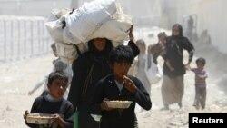 Սիրիացի փախստականներ, հունիս, 2015թ․
