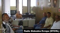 Macedonia- Association of redundant workers UNIT.