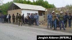 Кыргыз-тажик чек арасы, 28-апрель, 2013-жыл