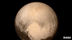Planine na Plutonu, foto New Horizonsa