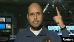 Сын Каддафи - Сайф аль-Ислам