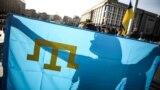 День крымскотатарского флага в Киеве. 26 июня 2019 года