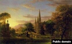 Томас Коул ''Возвращение'', 1837