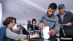 ՏԻՄ ընտրություններ Գյումրիում, 2-ը հոկտեմբերի, 2016թ.