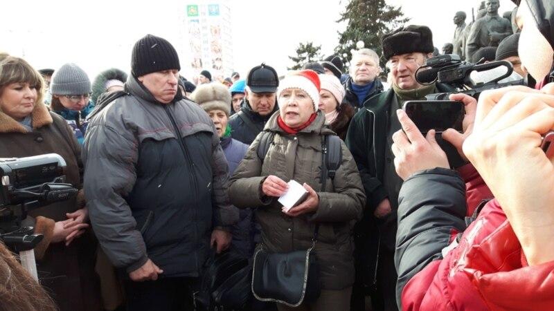 У Віцебску затрымалі Тацьцяну Севярынец