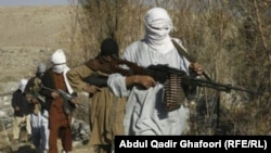 Illegally armed groups are intimidating voters in Afghanistan.