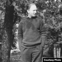 Scriitorul Thomas Bernhard