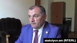 Секретарь парламентской фракции РПА Гагик Меликян (архив)