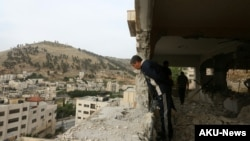 Mohammad Mosleh: Dijalog ne treba voditi krvoprolićem (na fotografiji: grad Nablus)
