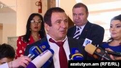 Лидер ППА Гагик Царукян