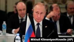 Президент Росії Володимир Путін на саміті G20 в Буенос-Айресі, 30 листопада 2018 року