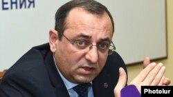Член Верховного органа АРФ «Дашнакцутюн» Арцвик Минасян (архив)