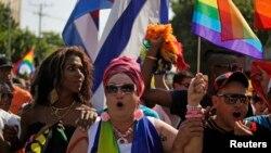 Gej parada u Havani, fotoarhiv