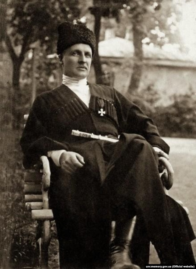 Павло Скоропадський, гетьман Української Держави (29 квітня – 14 грудня 1918)