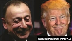 Դոնալդ Թրամփ, Իլհամ Ալիև