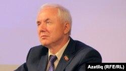 Бөтендөнья татар конгрессы башкарма комитеты рәисе Ринат Закиров