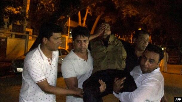 Povrijeđeni u terorističkom napadu u Bangladešu