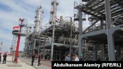 مصفى النفط في الشعيبة (من الارشيف)