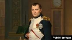 Napoleon Bonaparte, portret slikara Žaka Luja Davida iz 1812. godine