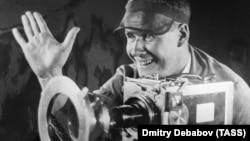 Кінорежисер Сергій Ейзенштейн, 1926 рік