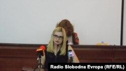 Габриела Илиевска, советник од ВМРО-Народна Партија во Советот на Општина Битола.