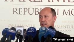 Valeriu Streleț, noul premier desemnat