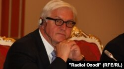 Almaniyanın xarici işlər naziri Frank-Walter Steinmeier sanksiyaların qaldırılmasına tərəfdardır