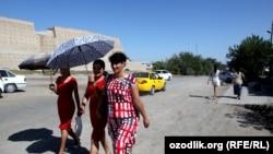 Узбекские женщины, архивное фото.