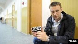 Алексей Навальный в суде, март 2013 года