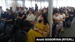 По итогам работы форума было принято заявление гражданских организаций Абхазии