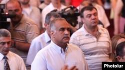 Съезд партии «Наследие». Ереван, 10 июля 2010 г.