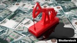 Нефть за месяц подешевела на 12%. Рубль, наоборот, подорожал на 2,5%