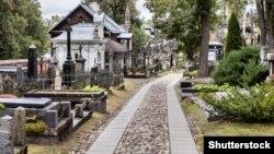 Віленскія могілкі Росы