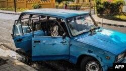Автомобиль в Сантьяго-де-Куба. Иллюстративное фото.