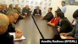 Ziyalılar Forumu, 13 aprel 2012