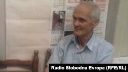 Осман Машкули, член на дебарското Здружение на цивилните инвалиди од Втората светска војна.