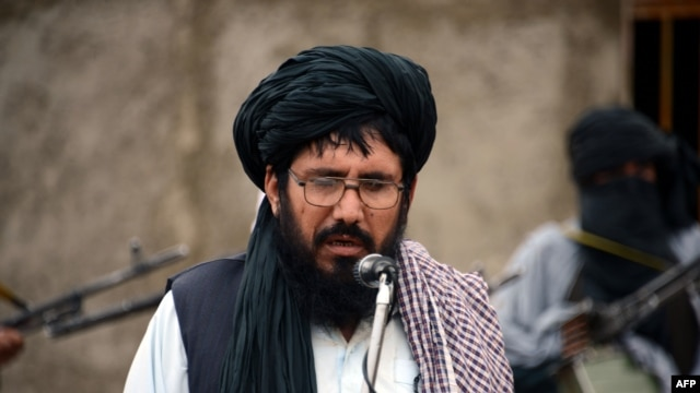 Mullah Mohammad Rasul heads a dissident Taliban faction calling itself the High Council of Afghanistan Islamic Emirate. (file photo)