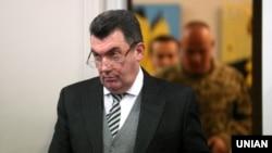 Секретарь СНБО Украины Алексей Данилов