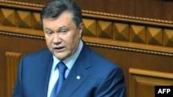 Viktor Yanukovych is not only president of Ukraine but the country's best-paid author as well, according to a recent declaration on his website.