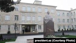 Ə.A.Qarayev adına 2 saylı Kliniki Uşaq Xəstəxanası