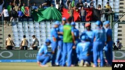 تیم کرکت افغانستان ۳ بازی یک روزه را با آیرلند انجام میدهد