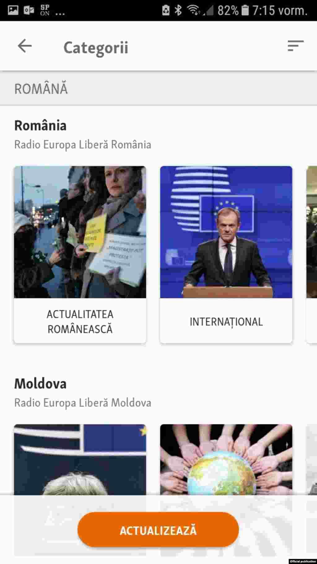 Moldova - noua aplicatie mobil 8 2019