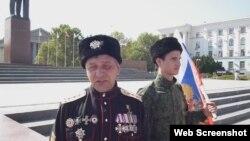 Сергій Акімов і Ілля Большедворов