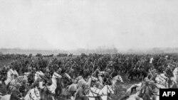 Польская кавалерия, сентябрь 1939 года. Польша стала следующей жертвой нацистов после Чехословакии