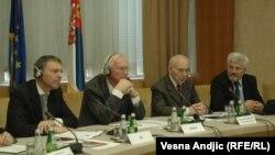 Skup u Beogradu o pripremama za donatorsku konferenciju, Beograd, 14. mart 2012.