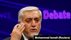 Глава исполнительной власти Афганистана Абдулла Абдулла