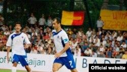 «Bakı» futbol klubunun yarımmüdafiəçisi Mahmud Qurbanov