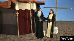 YouTube кей елде көрсетпеген «Мұсылмандар пәктігі» атты исламға қарсы фильмнен көрініс. (Көрнекі сурет)